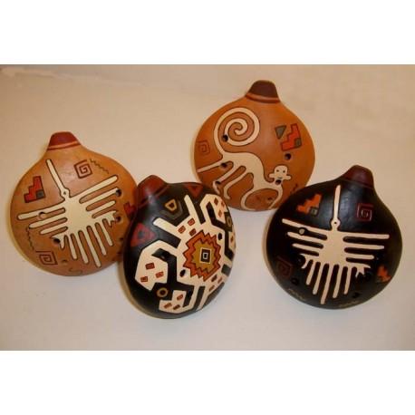 OC DPIE Ocarina en céramique