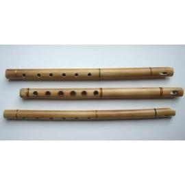 FLUTE NAT Flûte bambou naturelle