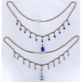 C190 MU Colliers métal/ verre