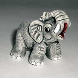 ELEPHANT miniature en céramique