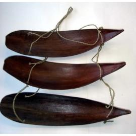 Coupe en palme de cocotier
