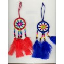 Attrapes rêves dreamcatcher amérindiens discount