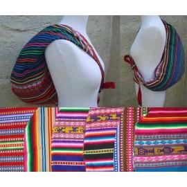 SAC MAMITA Sac en laine acrylique