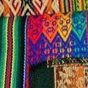 Tissages péruviens, mantas