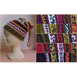 BONNET 4 TIEMPO Bonnets laine et tresses