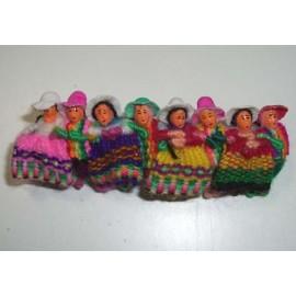 HCP 2 Barrettes poupées