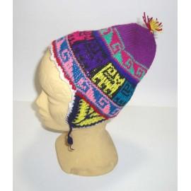 CHULLO HUANCA BB Bonnet bébé