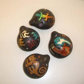 OC NGR Ocarina en céramique