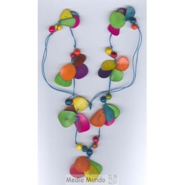 C167 T Collier tagua