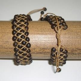 BTGR 3 Bracelet graines