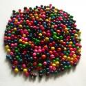 Perles achira ivoire végétal Tagua pour fabrication de bijoux