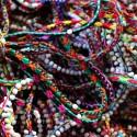 Bracelets tissés péruvien huatana watana