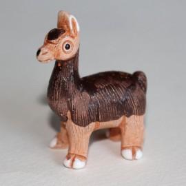 LAMA miniature en céramique