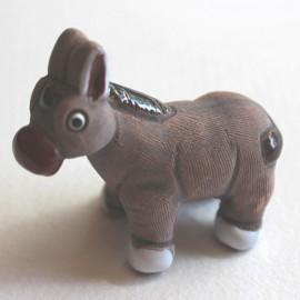 Animaux miniatures en céramique