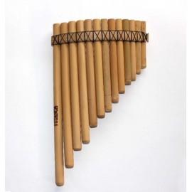 Flûte de pan péruvienne PROFESSIONNELLE