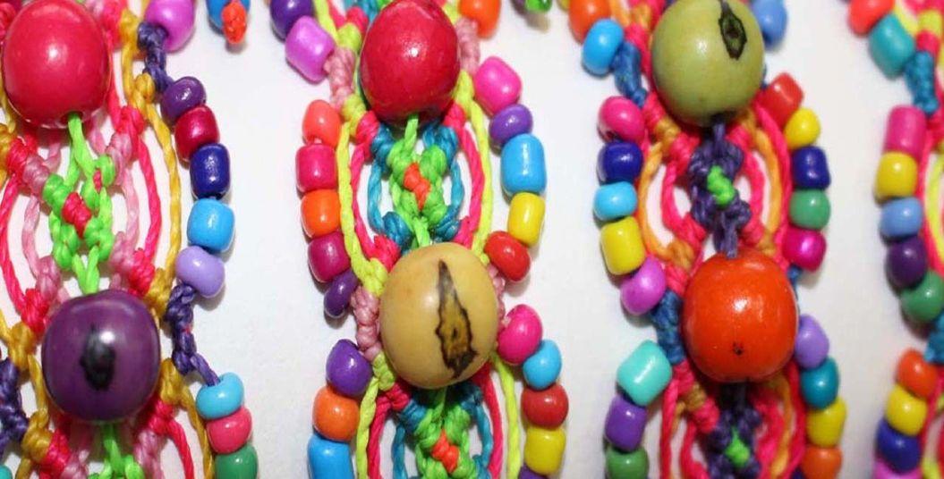 Bracelets graines açais